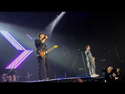 What a man gotta do, The Jonas brothers happiness begins tour FRONT ROW PIT. Birmingham 29/01/2020