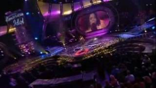 AMERICAN IDOL S6 STAR PERFORMANCE - JORDIN SPARKS - WISHING ON A STAR (with judges comments) HQ