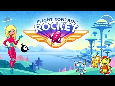 iPhone, iPad Darling Flight Control Gets A Sci-Fi Sequel