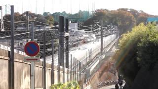 新幹線が間近で見れる穴場スポットin神奈川