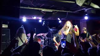 Fates warning - (one) live Chile 2018