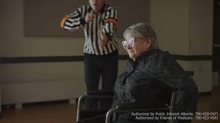Alberta Seniors Deserve Better: Access