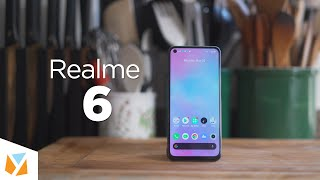 Realme 6 Unboxing and Hands-on
