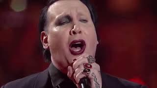 Sweet Dreams  Marilyn Manson Acustico