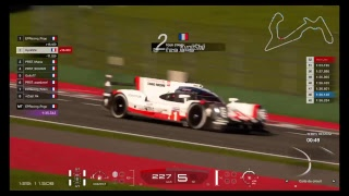 viZuaL gaming SIM Racing event GT Sport lago maggiore LMP1
