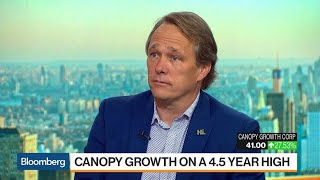 Constellation Boosts Canopy Stake in $3.8 Billion Global Pot Bet