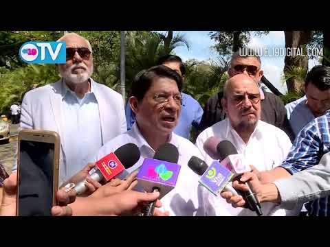 Gobierno de Nicaragua reitera voluntad de mantenerse en mesa de negociación