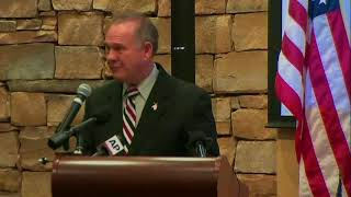 Full Speech: Judge Roy Moore Categorically Denies Allegations at Veteran's Day Event