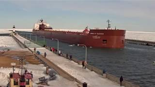 James R Barker arrived Duluth 03/23/2018 | Kholo.pk