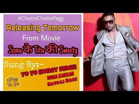 Chhote Chhote Peg By Yo Yo Honey Singh | Neha Kakkar | Navraj Hans | Sonu  के Titu की Sweety
