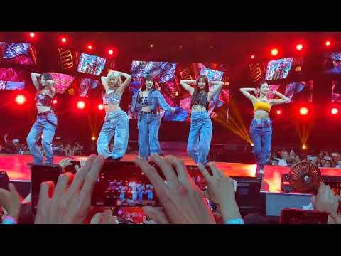 [FANCAM] 190707 (G)I-DLE - HANN - LATATA (라타타) Medley at KCON NY 2019