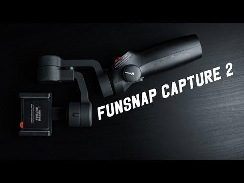 Обзор Стабилизатора Funsnap Capture 2 - Посмотри перед покупкой!