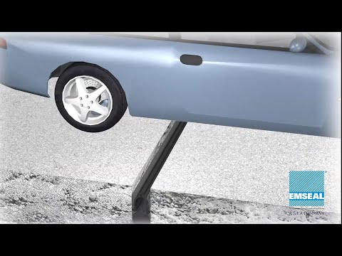 EMV-Seal Watertight Bridge and Highway Expansion Joint System Quick Overview