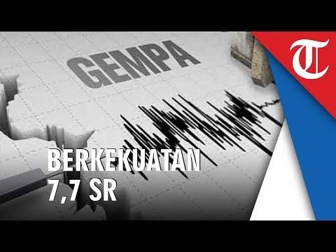 Gempa Berkekuatan 7,7 SR Guncang Maluku, BMKG Menginformasikan Tidak Berpotensi Tsunami