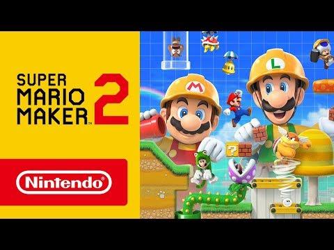 Super Mario Maker 2 Review: A riot of a sequel that's more