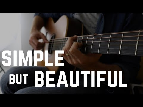 Simple Fingerpicking Pattern with Amazing Sounding Chords