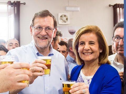 """Rajoy: """"Los derechos de los que viven en pequeños municipios son iguales a los de los grandes"""""""