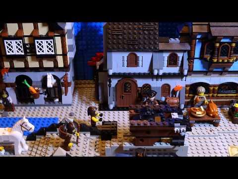 Vidéo LEGO Pirates des Caraïbes 4193 : Le repère des contrebandiers
