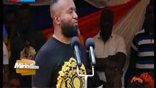 Aisha Jumwa atungiwa wimbo na maasidi | MIRINDIMO