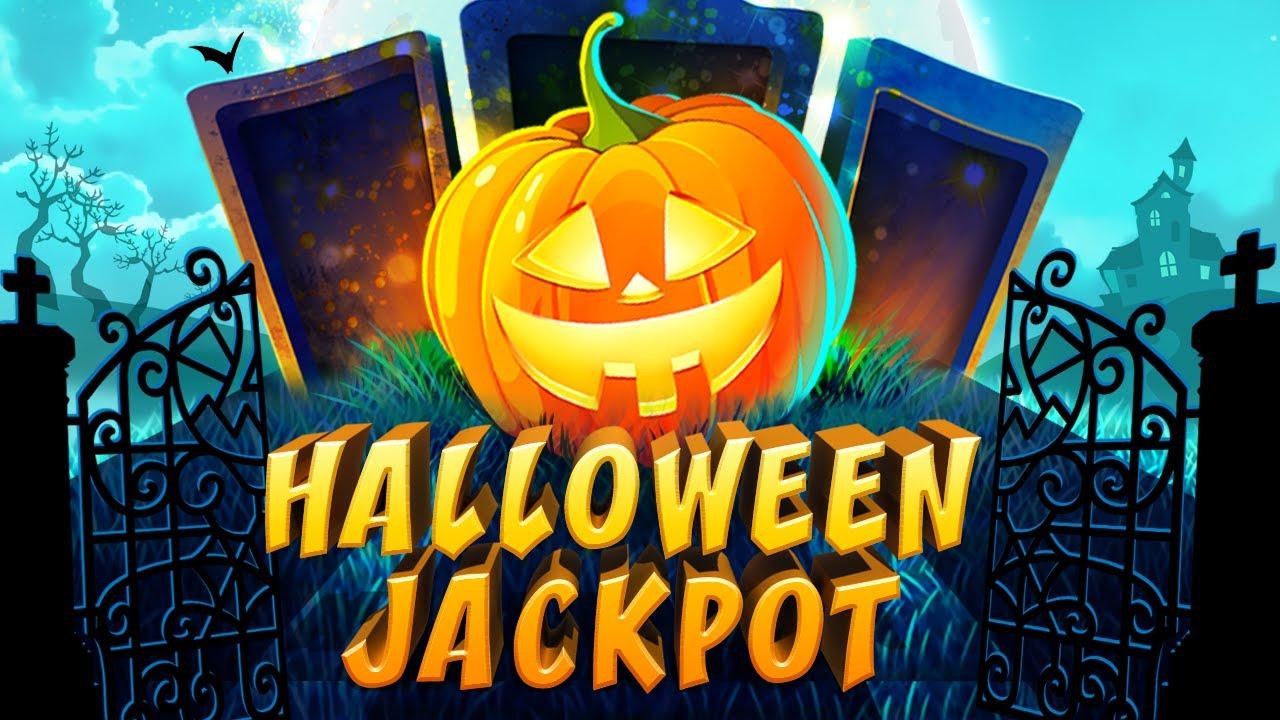 Halloween Jackpot - online slot game from Belatra Games | Promo video