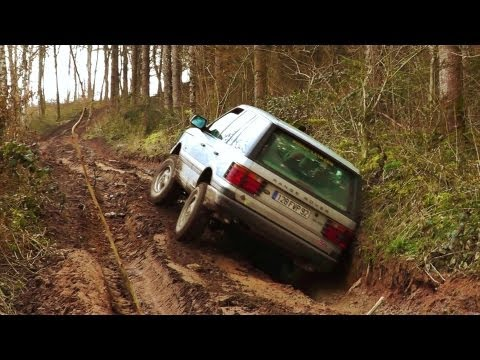 Extreme Off Road Driving