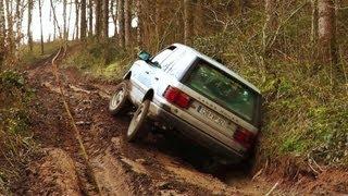 Off Road - [V8 4.6 Range Rover P38]