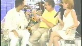 Jon Secada - Whipped (Live) in Regis and Kathie Lee Show
