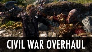 Skyrim Mod: Civil War Overhaul