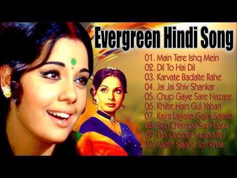 Download Evergreen Hindi Songs - सदाबहार पुराने गाने | Lata Mangeshkar, Mohd Aziz, Kavita Krishnamurty HD Mp4 3GP Video and MP3