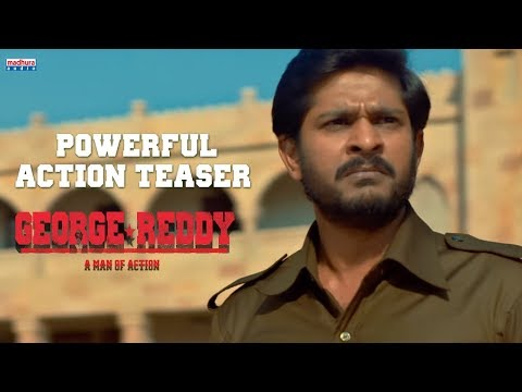George Reddy PowerFul Action Teaser
