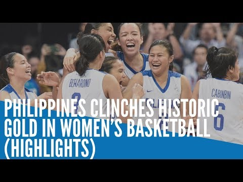 [Inquirer]  SEA Games 2019: Philippines clinches historic gold in women's basketball (HIGHLIGHTS)