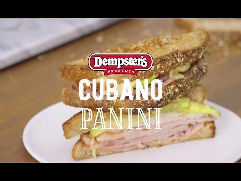 Cubano Panini