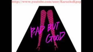 Miss A - Bad Girl Good Girl [MR] (Instrumental)