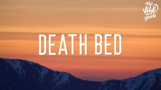 Powfu - Death Bed (Lyrics) coffee for your head