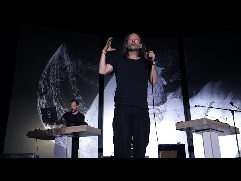 Thom Yorke - Twist and Saturdays (New Song) – Live in Oakland