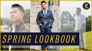 3 Simple Spring Outfit Ideas For Men | Fashion & Style Inspiration