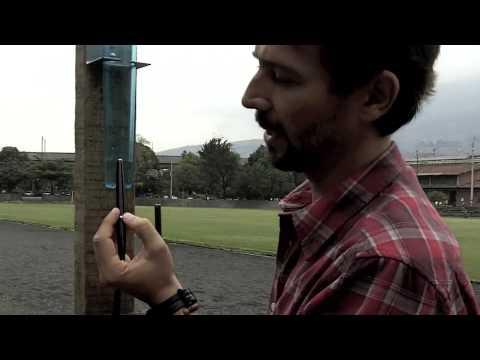 ¿Sabes cómo hacer la lectura del pluviómetro?