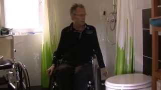 preview picture of video 'Aangepaste vakantie met rolstoel in de eifel'