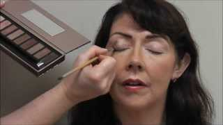 Clarins Mineral Eyeshadow palette with Mary O Donnell @ CH Chemists