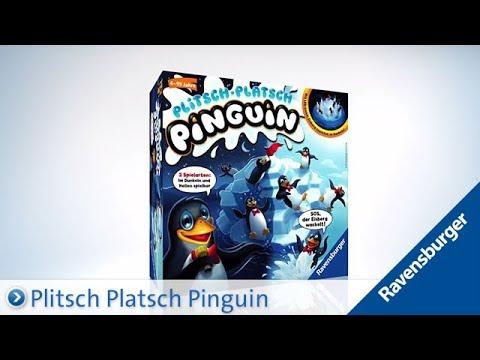 Spieletrailer Plitsch-Platsch Pinguin - Vorschaubild