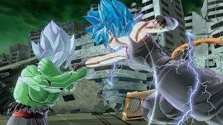 FINALLY PERFECTED! Mastered Super Saiyan Blue CaC Transformation! | Dragon Ball Xenoverse 2 Mods