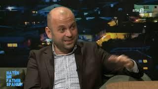 Natën me Fatmir Spahiun - Imer Mushkolaj & Drenusha Xharra 09.06.2020