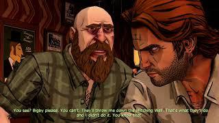 """ENDING"" The Wolf Among Us: Episode 1 - Gameplay Walkthrough (Part 7)"