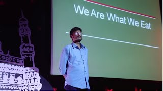 Poison on our Plate by Ramanjaneyulu GV – TEDxHyderabad