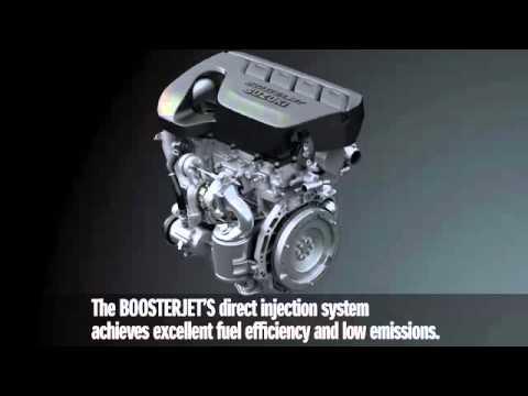 Boosterjet Engines
