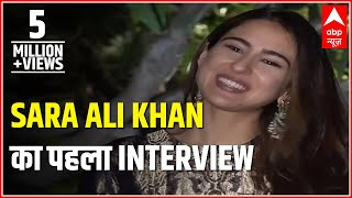 Taimur Calls Me Gol Reveals Sara Ali Khan first interview