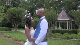 Angela & William Haynes Wedding Highlights