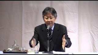 1/2【馬渕睦夫】グローバリズムの罠 国難の正体 前半