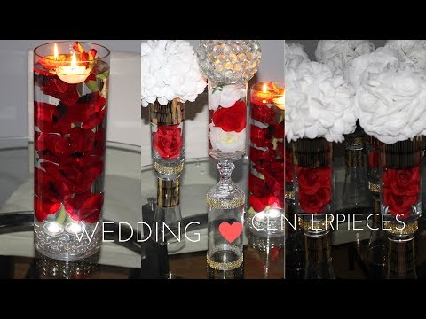 DIY GLAM DOLLER TREE WEDDING CENTERPIECES Mp3
