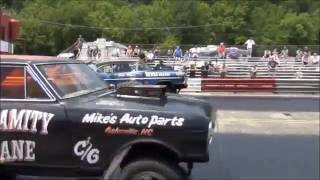 Southeast Gassers OFFICIAL Race Recap Montgomery Event 4-8